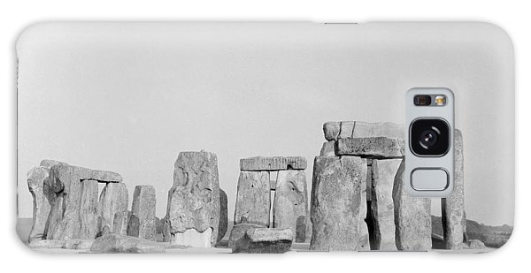 Stone Galaxy Case - Stonehenge by Anonymous