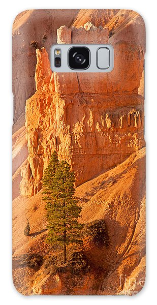 Sunrise At Sunset Point Bryce Canyon National Park Galaxy Case