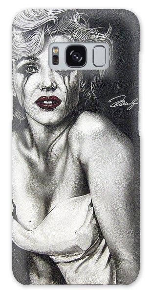 The True Marilyn Galaxy Case by Dan Menta