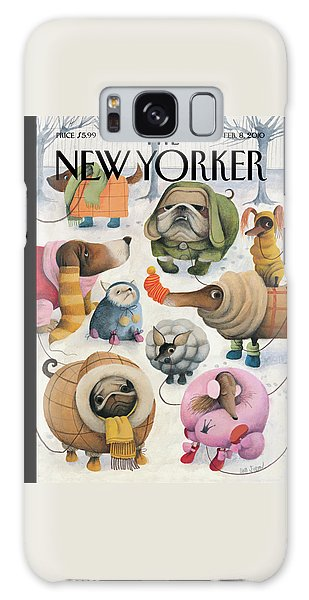 New Yorker February 8th, 2010 Galaxy Case