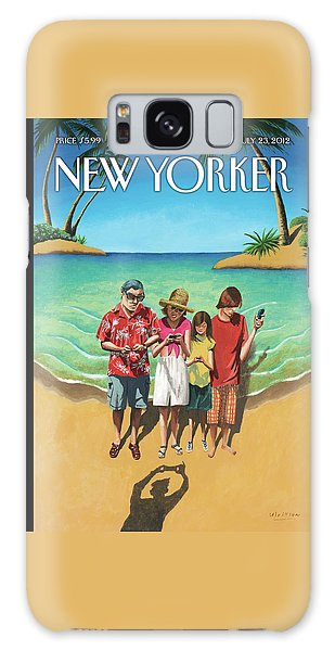 New Yorker July 23rd, 2012 Galaxy Case