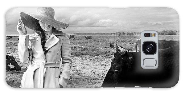 Rural Scenes Galaxy S8 Case - Untitled by Mikhail Potapov