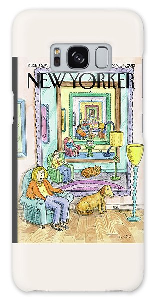 New Yorker March 4th, 2013 Galaxy Case