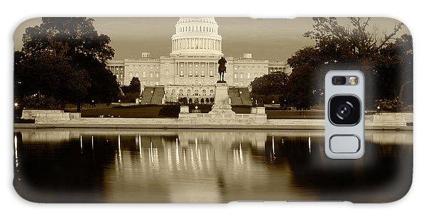 Tint Galaxy Case - Usa, Washington Dc, Capitol Building by Walter Bibikow