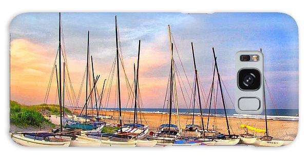 41st Street Sailing Beach Galaxy Case