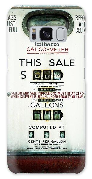 45 Cents Per Gallon Galaxy Case