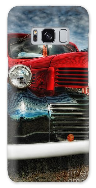 47 Dodge Pickup Galaxy Case by Trey Foerster