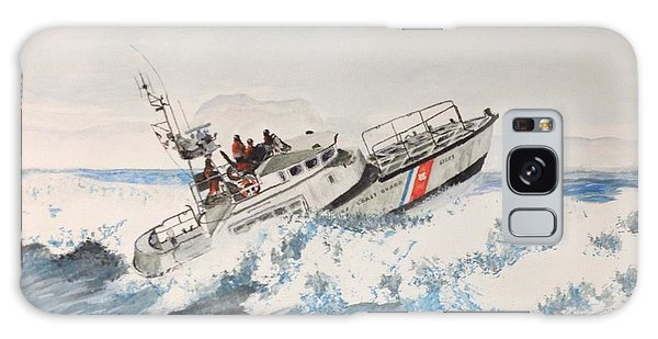 47' Life Boat Galaxy Case by Stan Tenney