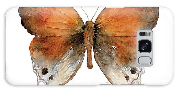 47 Mantoides Gama Butterfly Galaxy Case