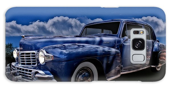 48 Lincoln Continental By Moonlight Galaxy Case