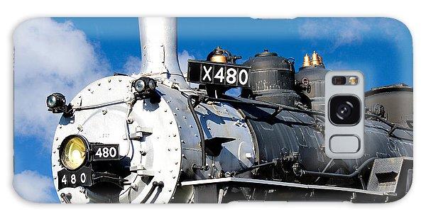 480 Locomotive Galaxy Case by Sylvia Thornton