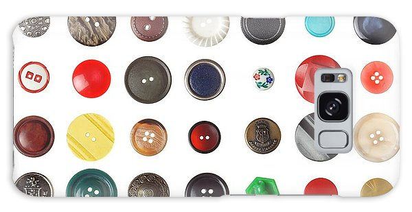 49 Buttons Galaxy Case