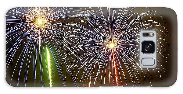 4th Of July Celebration Galaxy Case