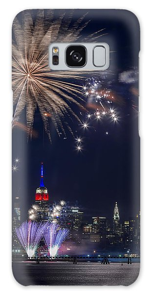 4th Of July Fireworks Galaxy Case