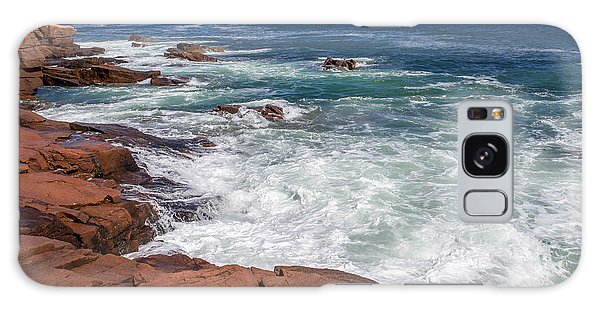 Acadia National Park Galaxy Case by Trace Kittrell