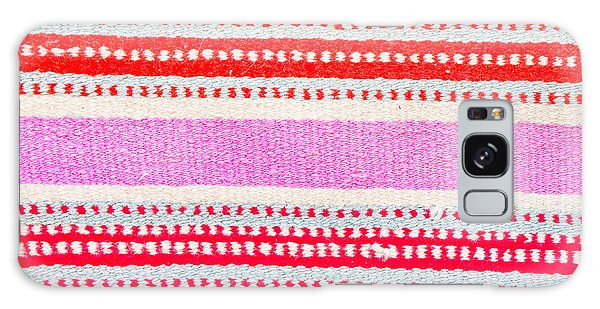 Decorative Galaxy Case - Colorful Rug by Tom Gowanlock