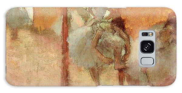 Art Institute Galaxy S8 Case - Dancers by Edgar Degas