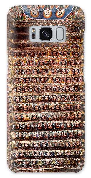 Martin Galaxy Case - Debre Berhan Selassie Church In Gonder by Martin Zwick