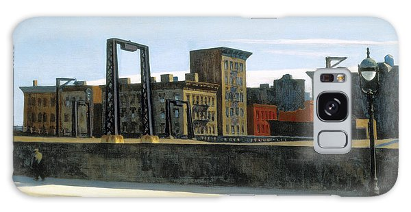 Manhattan Bridge Loop Galaxy Case
