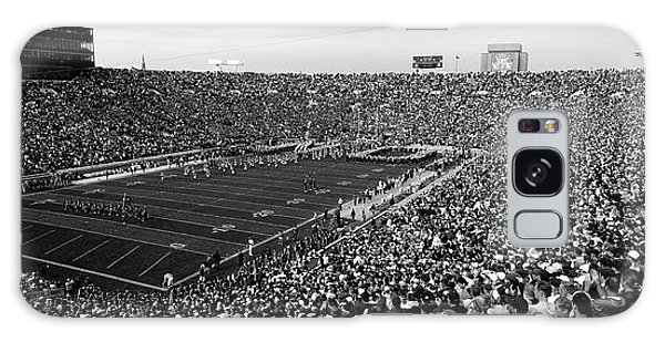 High Angle View Of A Football Stadium Galaxy Case by Panoramic Images