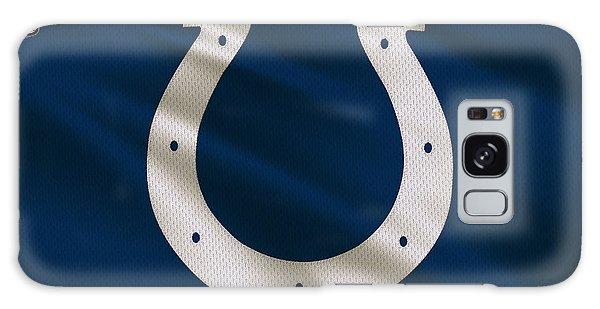 Indianapolis Galaxy Case - Indianapolis Colts Uniform by Joe Hamilton