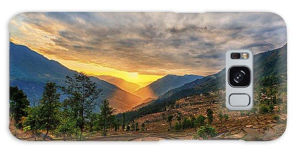 Kalinchok Kathmandu Valley Nepal Galaxy Case