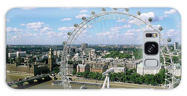 London Eye Galaxy Case - London Eye by Mark Thomas/science Photo Library