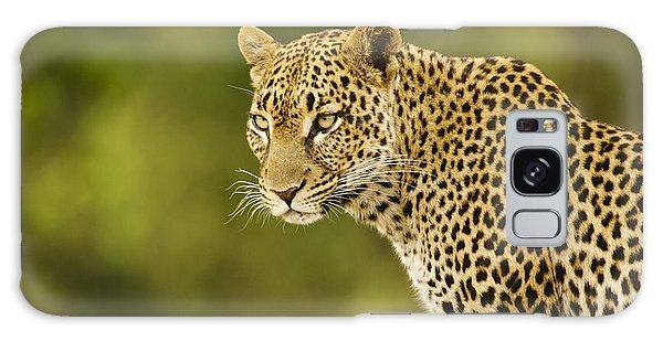 Lovely Leopard Galaxy Case