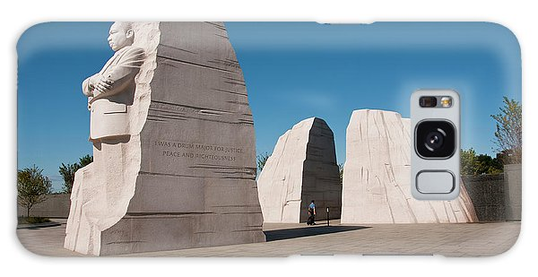 Martin Luther Galaxy Case - Martin Luther King Jr Memorial by Lee Foster