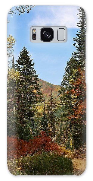 Natures Beauty Galaxy Case by Bruce Bley