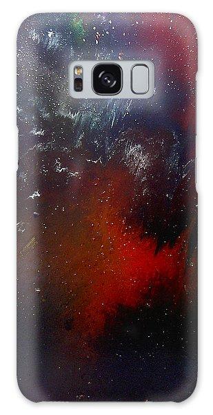 No Tittle Galaxy Case by Min Zou