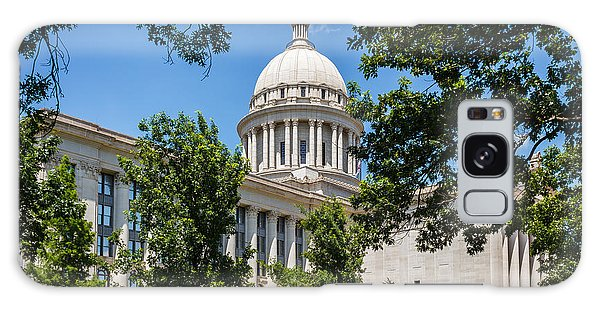 Oklahoma State Capital Galaxy Case by Doug Long