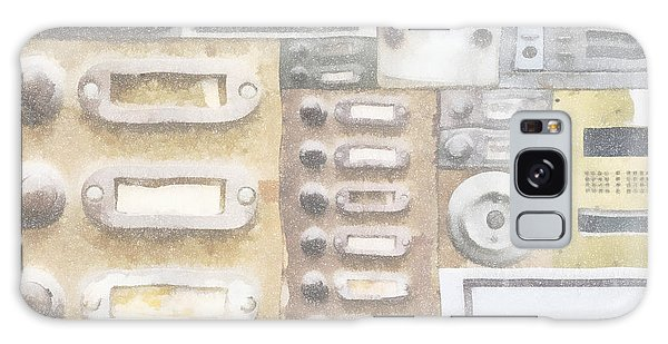 Patina Galaxy Case - Old Doorbells by Michal Boubin