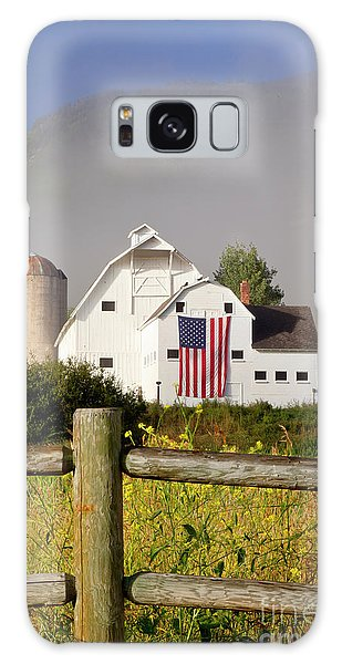Park City Barn Galaxy Case