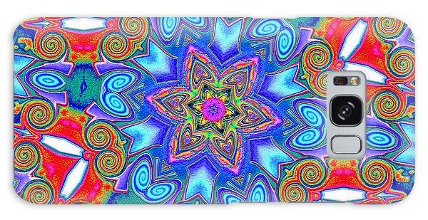 Pattern 4 Galaxy Case