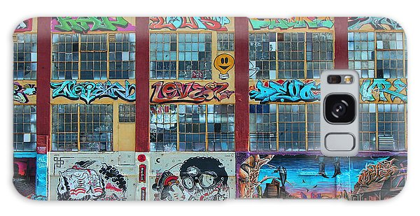 5 Pointz Graffiti Art 10 Galaxy Case