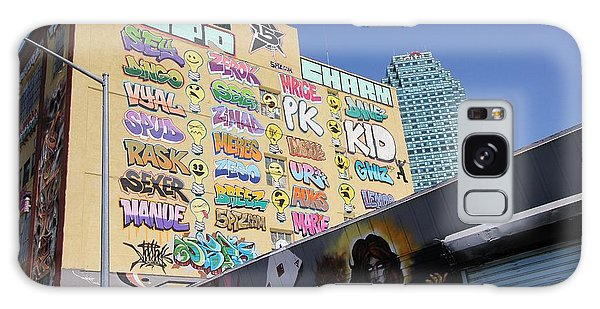 5 Pointz Graffiti Art 2 Galaxy Case