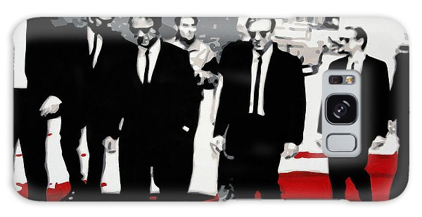 Reservoir Dogs Galaxy Case by Luis Ludzska