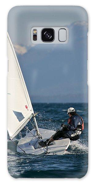Sail Sails Sailors Galaxy Case