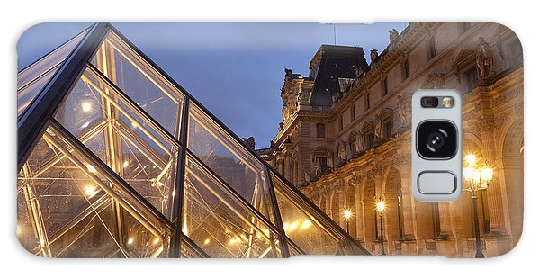 The Louvre Paris Galaxy Case