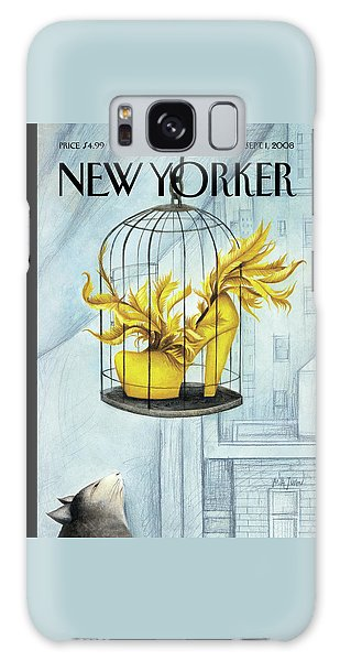 New Yorker September 1st, 2008 Galaxy Case