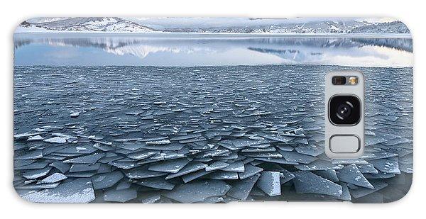 Ice Galaxy Case - Untitled by Riccardo Lucidi