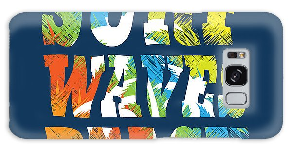 Board Galaxy Case - Vector Illustration On The Theme Of by Serge Geras