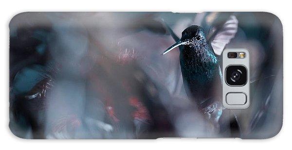 Hummingbird Galaxy S8 Case - 50 Hz by Fabien Bravin