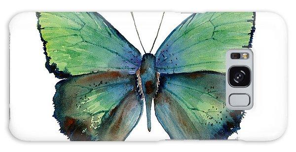 Iridescent Galaxy Case - 52 Arhopala Aurea Butterfly by Amy Kirkpatrick
