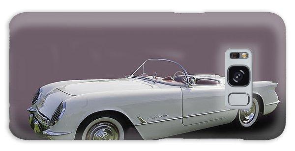 53 Corvette Galaxy Case by Jim  Hatch