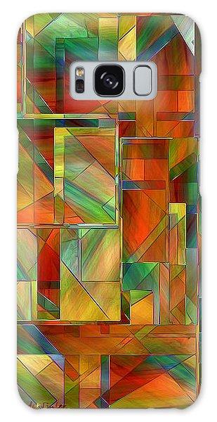 53 Doors Galaxy Case by RC deWinter