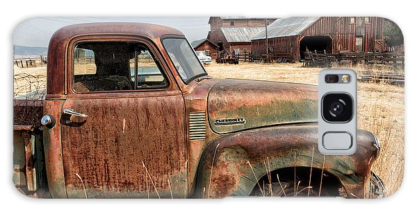 '54 Chevy Put Out To Pasture Galaxy Case