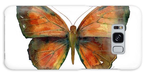 56 Copper Jewel Butterfly Galaxy Case
