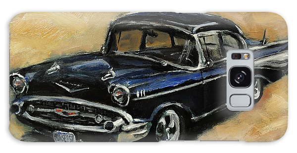 57 Chevy Galaxy Case by Carole Foret